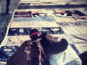 AIDS Quilt Panel