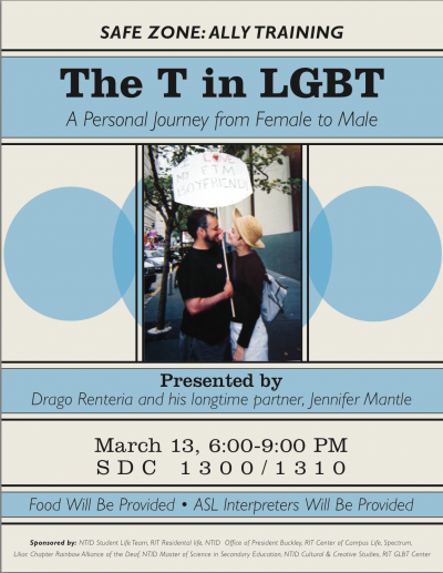 "The ""T"" in LGBT Workshop"