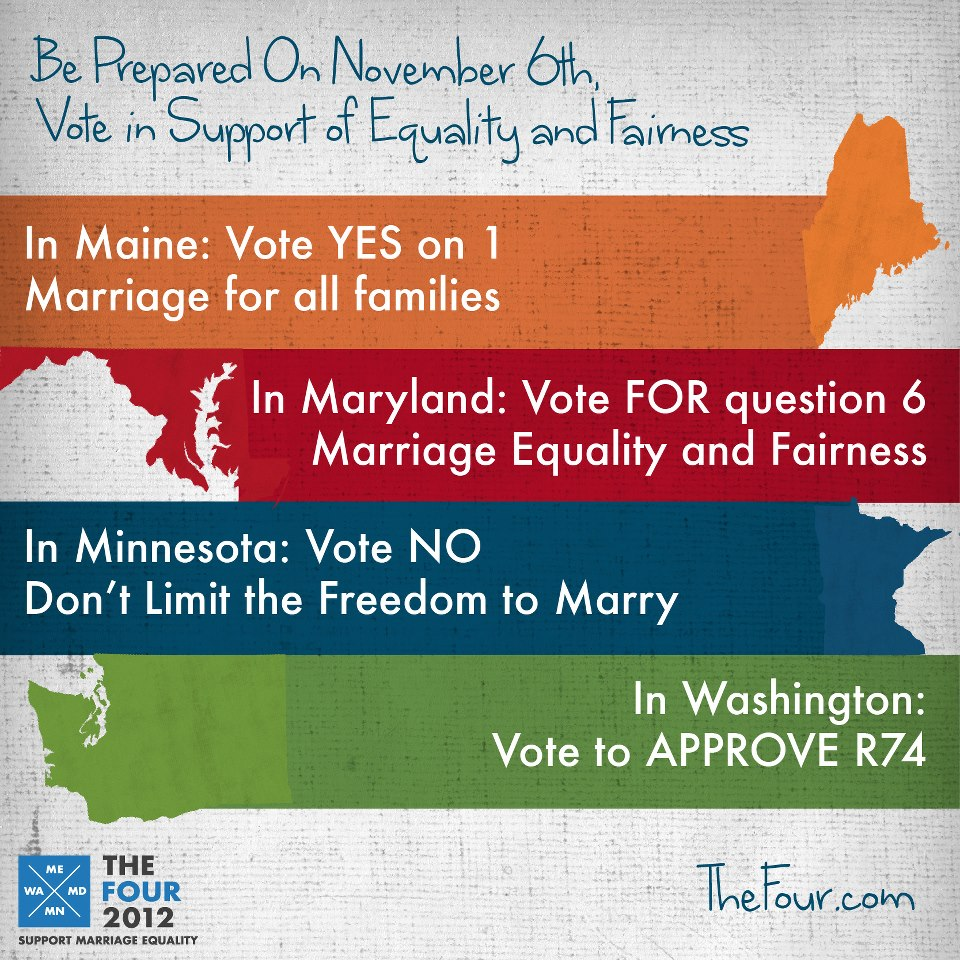 Vote for Marriage Equality